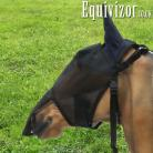 Equivizor Fly Mask (with nose flap and ears) - Cob
